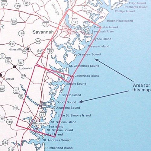 Top Spot Fishing Map N232, Brunswick Area North to Savannah Ins Map Of Rivers Brunswick Ga on map of dearing ga, map of glynn county ga, map of keysville ga, map of lanier county ga, map of georgia, map of marshallville ga, map of cadwell ga, map of st simons ga, map of fairmount ga, map of st. marys ga, map of beaufort ga, map of waynesville ga, map of twin city ga, map of bleckley county ga, map of stewart county ga, map of colquitt ga, map of anniston ga, map of shellman bluff ga, map of armuchee ga, map of asheville ga,