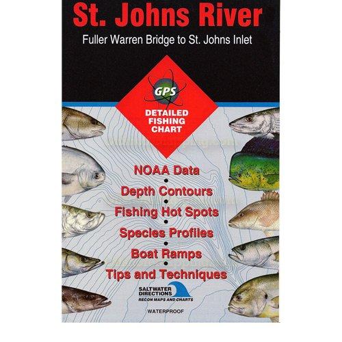 Fl0124 fishing hot spots st johns river fuller warren for St augustine fishing spots