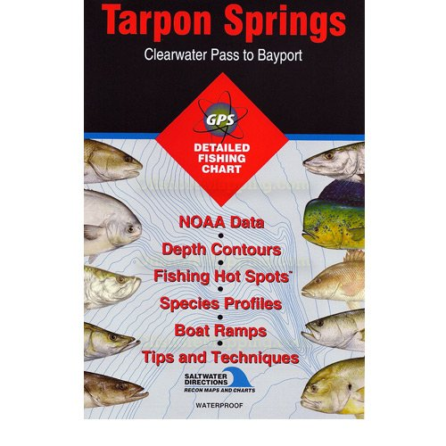 Fl0130 fishing hot spots tarpon springs clearwater for Tarpon springs fishing