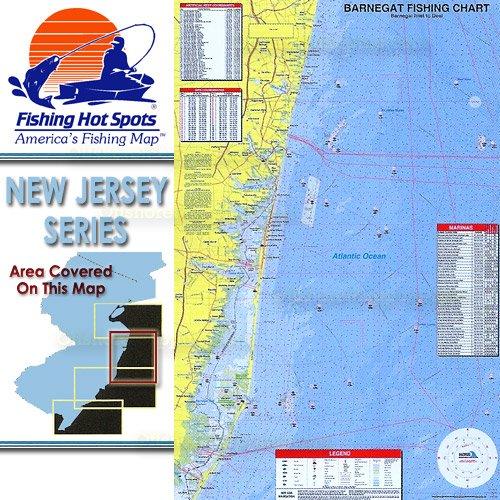 Nj0103 fishing hot spots barnegat barnegat inlet to deal for Best saltwater fishing spots in nj