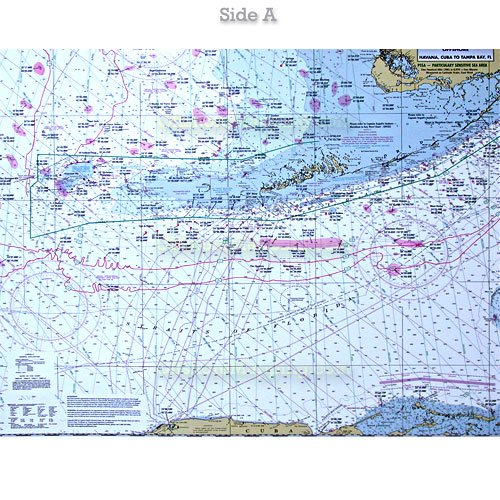 HTK42 Cuba Straits of Florida Florida Bay Whitewater Bay NW
