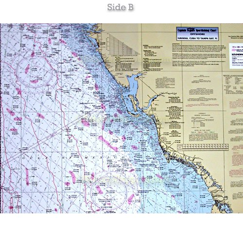 Htk42 Cuba Straits Of Florida Bay Whitewater Nw Cape Tampa Offs
