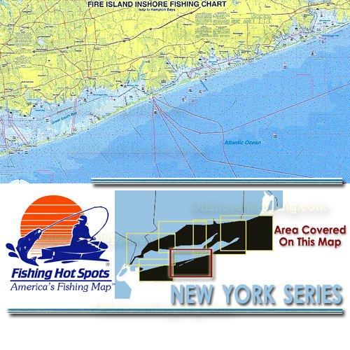 Ny0102 fishing hot spots fire island inshore islip to for Bay area fishing spots