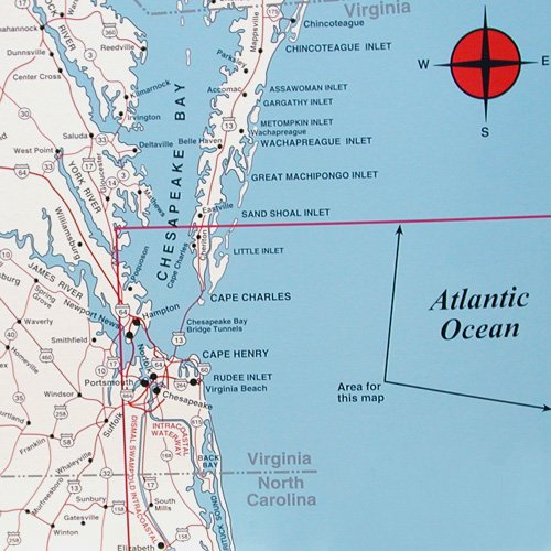 Top Spot Virginia Coast Pro Pack   N244, N245, N246