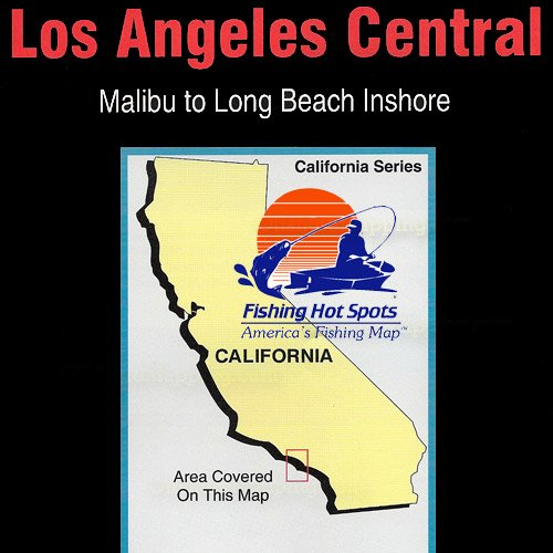 Ca0107 fishing hot spots la inshore central malibu to for Long beach fishing spots