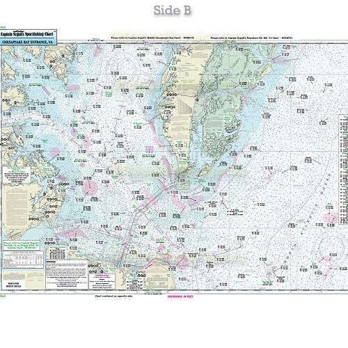 Cbl22 coastal virginia north carolina chesapeake bay for Fishing spots in virginia beach