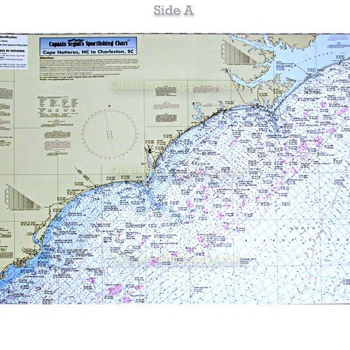Chcc23 cape hatteras charleston cape canaveral offshore for Fishing spots in nc