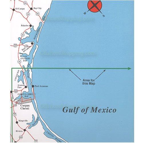 Map East Coast Mexico – East Coast Mexico Map
