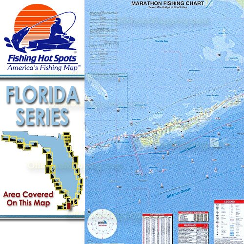 Fl0103 fishing hot spots marathon seven mile bridge to for Marathon key fishing
