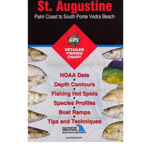 Fl0122 fishing hot spots st augustine palm coast to for St augustine fishing spots