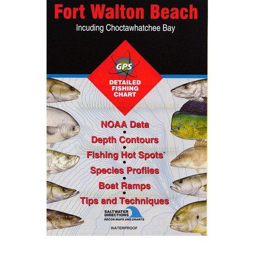 Fl0137 fishing hot spots ft walton beach including for Fort walton beach fishing